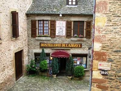 Conques: Hostellerie