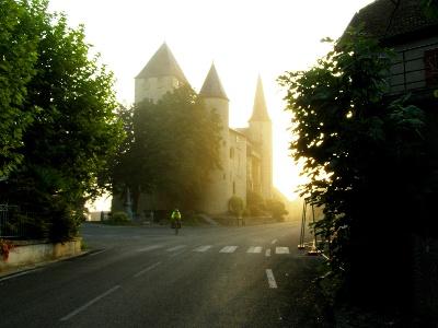 Morgenstimmung in Morlanne (D946)