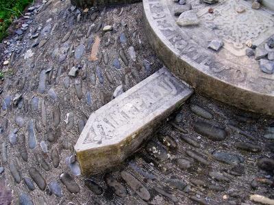 Croix Gibraltar: Treffpunkt von 3 Pilgerwegen