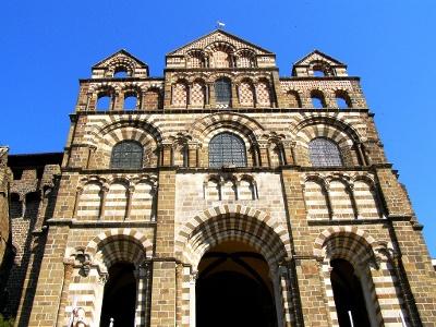 Puy-En-Velay: Kathedrale Notre Dame du Puy