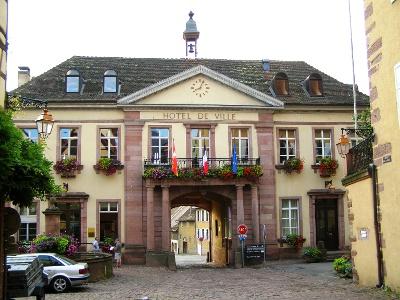 Unteres Stadttor von Riquewihr
