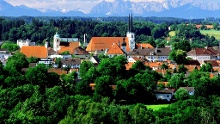 St. Rupert-Weg: Altötting - Hirten