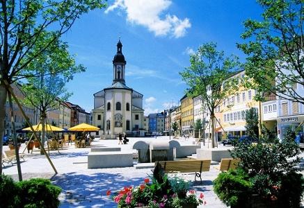 Traunstein: Stadtplatz