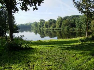 kleine Seen bei Wipshausen