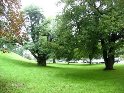 Wolfenbüttel: der Park