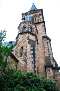 Wernigerode: Kirche SanGiovanni