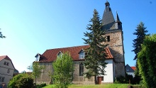 Via Romea: Ebeleben - Bad Langensalza