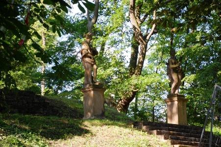 Ebeleben: der Schlosspark