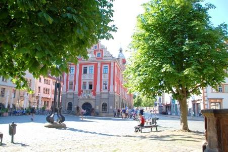 Gotha: Rathaus