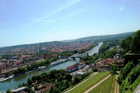 Würzburg und der Main