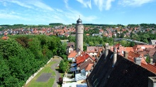Via Romea: Würzburg - Ochsenfurt