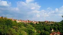 Via Romea: Rothenburg - Schillingsfürst
