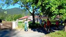 Via Romea: Oberammergau - Garmisch-Partenkirchen