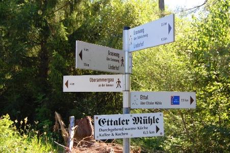 Via Romea - ein Juwel im Schilderwald