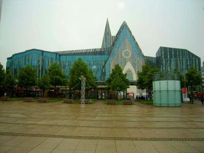 Leipzig: Unigebäude