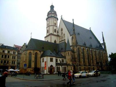 Leipzig: Thomas Kirche