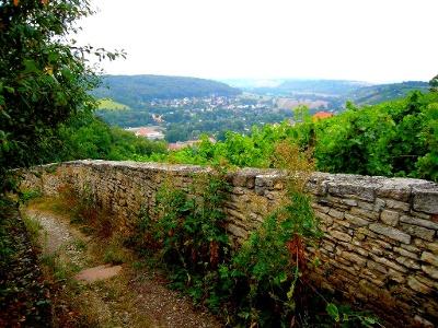 weiter Richtung Freyburg