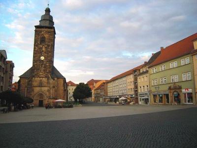 Gotha: Kirche