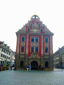 Gotha: Rathaus am Marktplatz