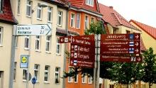 Via Baltica: Greifswald - Hohenwieden