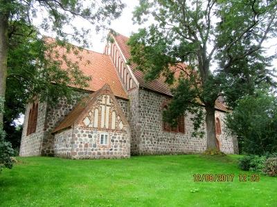 Kirche von Kirch Baggendorf
