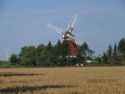 Windmühle von Neu Thulendorf