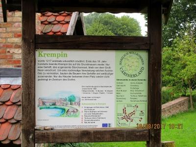 Krempin, ein hübscher Ort