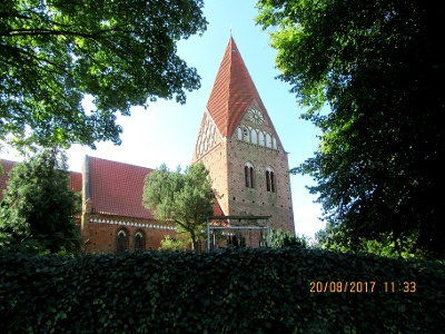 Dorfkirche Proseken