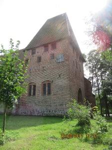 Dorfkirche von Herrnburg aus dem 13. Jh.