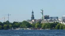 Via Baltica: Fuhlsbüttel - Hamburg/Altona
