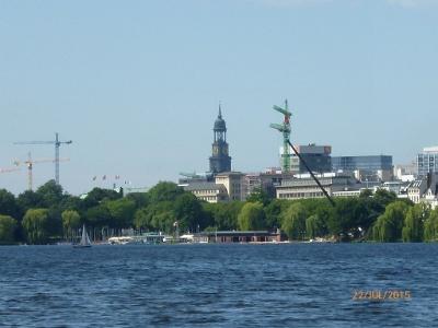 Der Michel - das Wahrzeichen von Hamburg