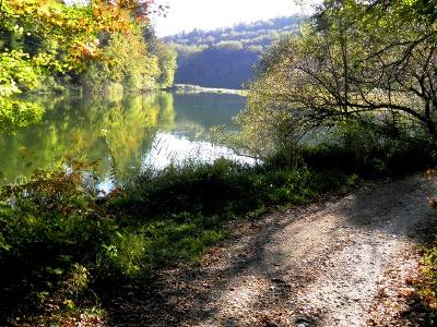 Herbstidylle bei Georgenstein