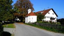 Münchener Jakobsweg: Andechs - Utting
