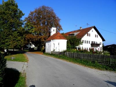 Weiler «Rausch» und Kapelle
