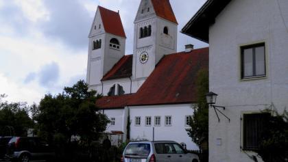 Welfenmünster in Steingaden