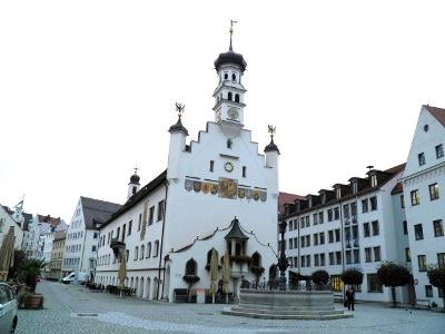 Kempten: Rathaus