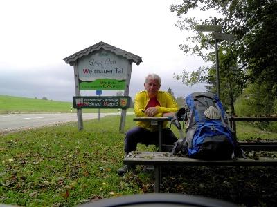 Rast zwischen Schöneberg und Rechtis