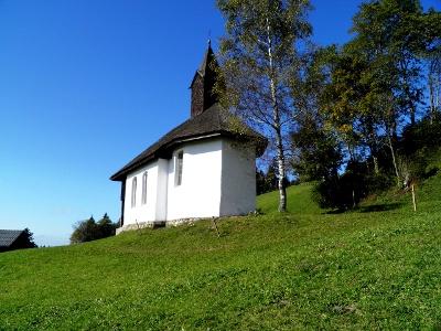 Kapelle auf Trögerhöhe