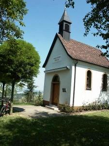 Kapelle «Maria Hügel» bei Bamlach