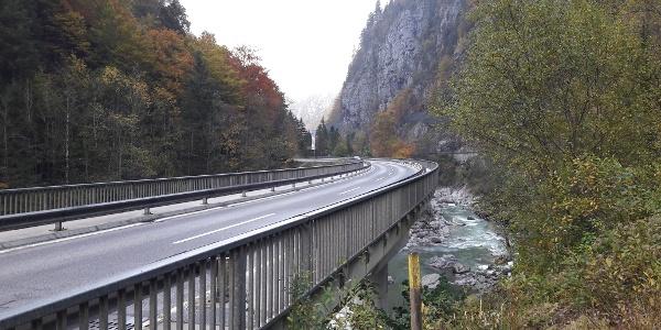 Die Ennsbrücke
