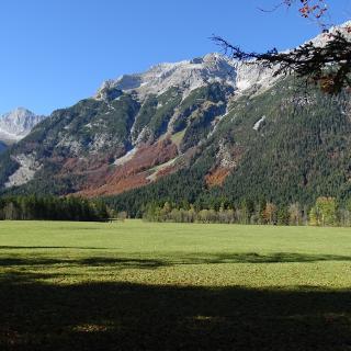 Leutscher Dreitorspitze und Bergleintal