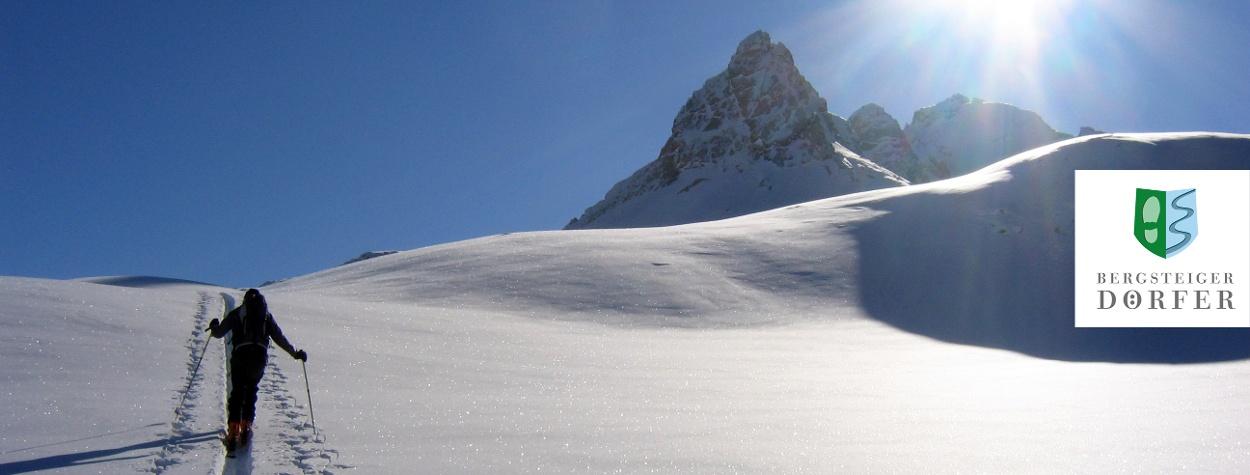 Bratschenwand im Großen Walsertal
