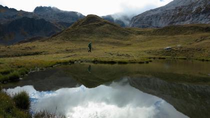 Grenzland: Zwischen Graubünden und Montafon.