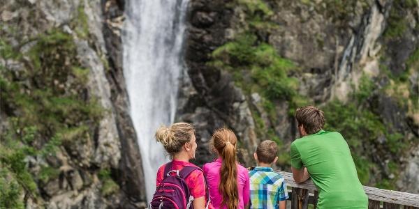 cascata Klammbach