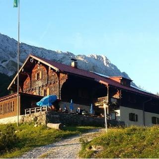 Hallerangerhaus im Karwendel