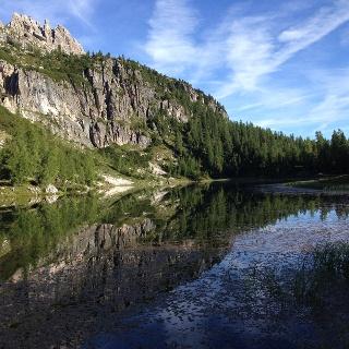 Rifugio Croda di Lago