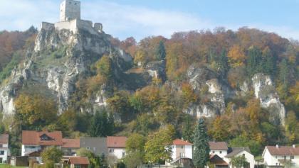 Burg Wellheim