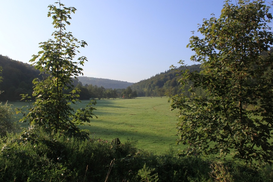 Burbacher Rundweg - Nordroute (Route 3)