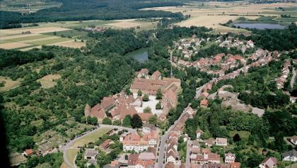 Luftbild Maulbronn