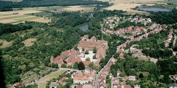 Kloster Maulbronn von oben